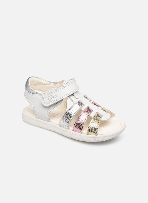 Sandales et nu-pieds Geox B S. Alul G. B821YB Blanc vue détail/paire