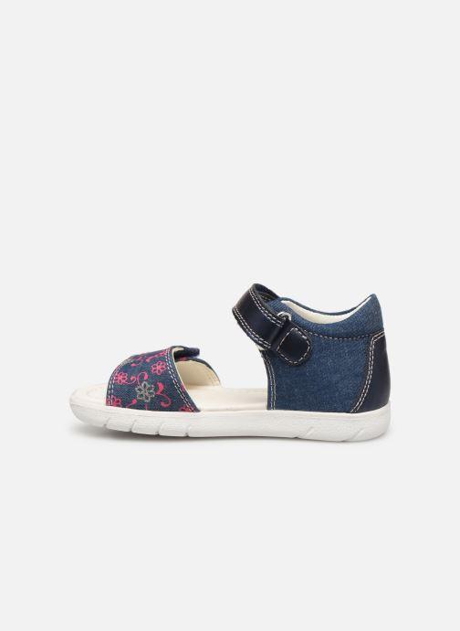 Sandales et nu-pieds Geox B S. Alul G. B821YA Bleu vue face