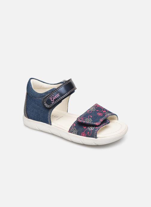 Sandales et nu-pieds Geox B S. Alul G. B821YA Bleu vue détail/paire