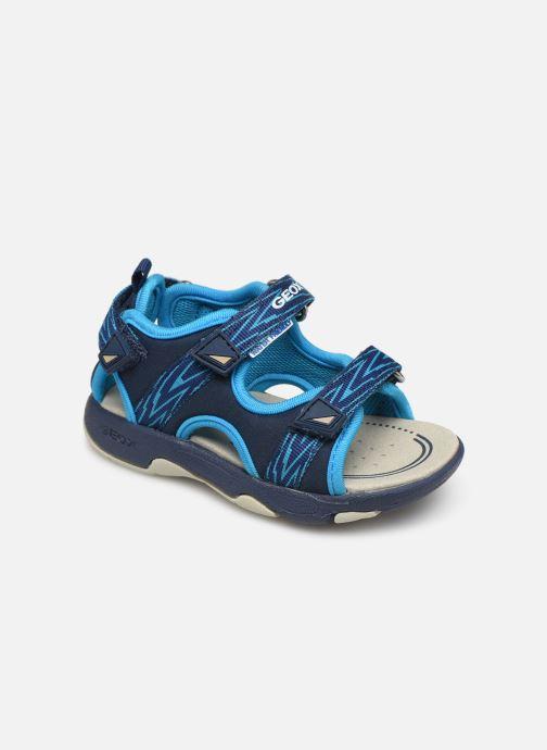 Sandales et nu-pieds Geox B Sandale Multy B. B820FB Bleu vue détail/paire
