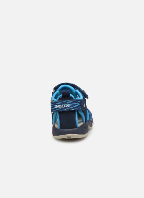 Sandalen Geox B Sandale Multy B. B820FC Blauw rechts