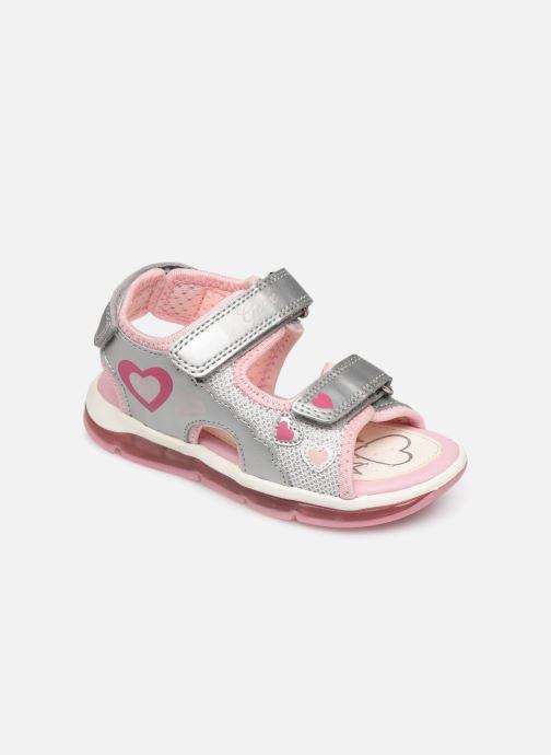 Sandali e scarpe aperte Geox B Sandale Todo G. B820EA Argento vedi dettaglio/paio