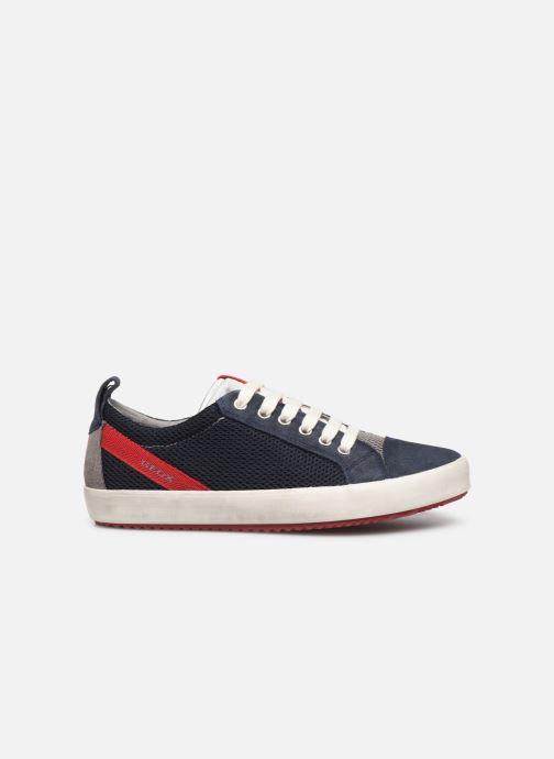 Sneakers Geox J Alonisso B. J822CB Blauw achterkant