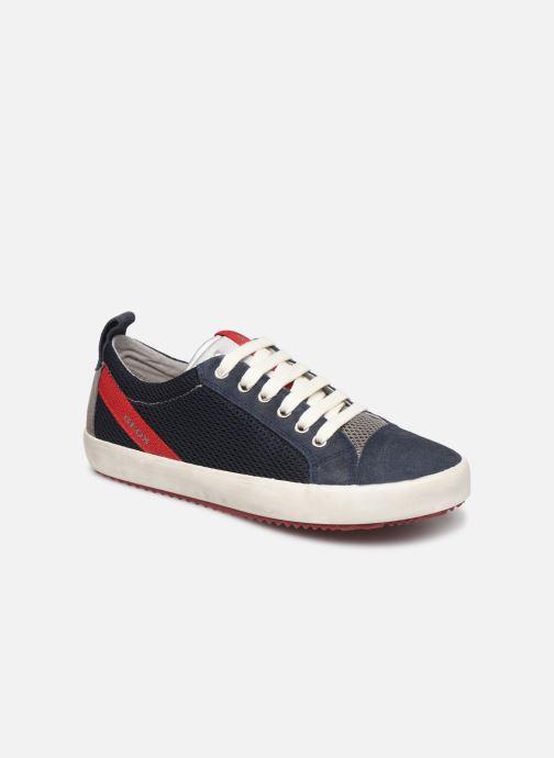 Sneakers Geox J Alonisso B. J822CB Blauw detail