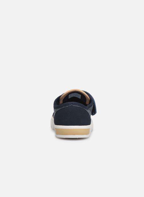 Sneakers Le Coq Sportif Verdon Inf Denim Blauw rechts