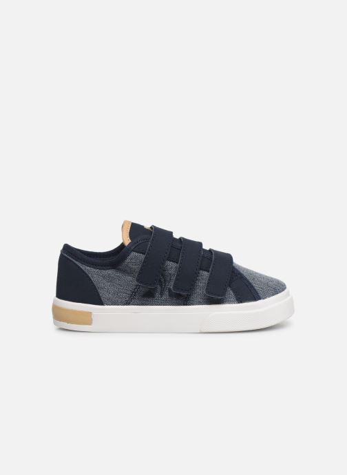 Sneakers Le Coq Sportif Verdon Inf Denim Blauw achterkant