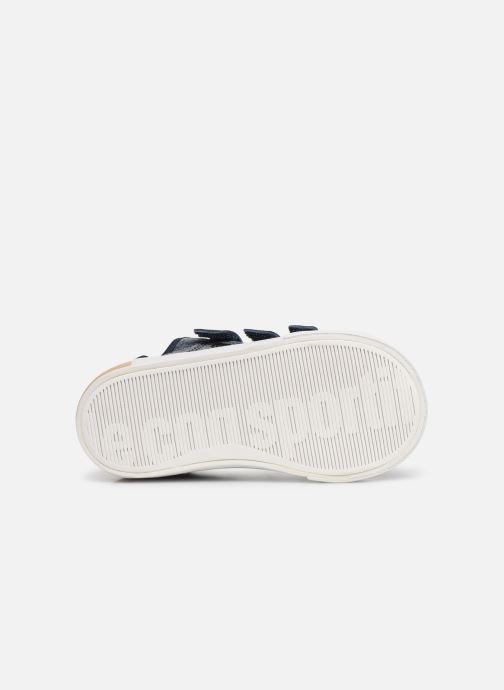 Sneakers Le Coq Sportif Verdon Inf Denim Blauw boven