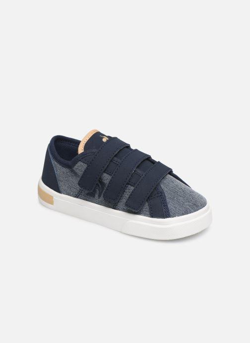 Sneakers Le Coq Sportif Verdon Inf Denim Blauw detail