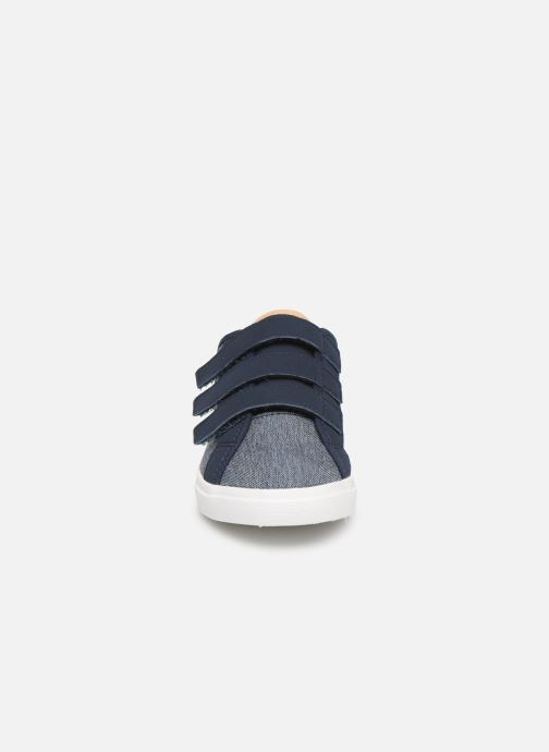 Sneaker Le Coq Sportif Verdon PS Denim blau schuhe getragen