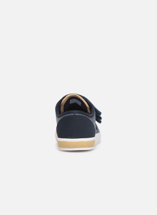 Sneakers Le Coq Sportif Verdon PS Denim Blauw rechts
