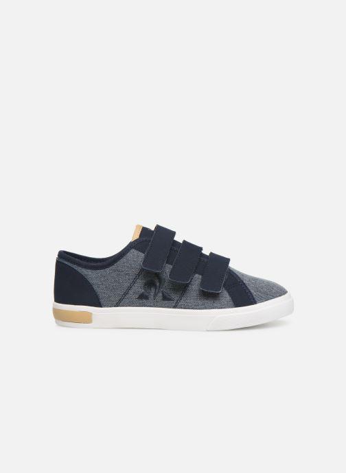Sneakers Le Coq Sportif Verdon PS Denim Blauw achterkant