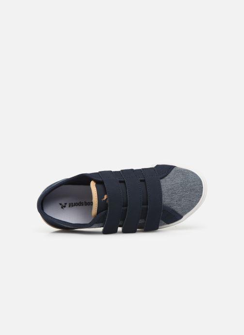 Sneakers Le Coq Sportif Verdon PS Denim Blauw links