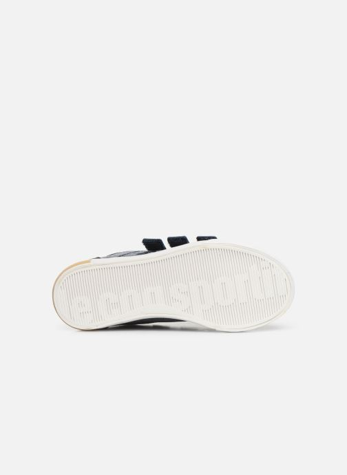 Sneaker Le Coq Sportif Verdon PS Denim blau ansicht von oben