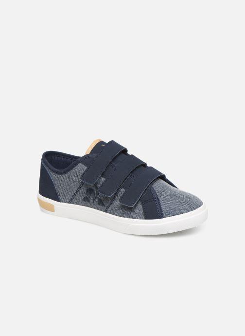 Sneakers Le Coq Sportif Verdon PS Denim Blauw detail