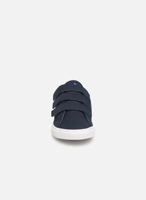 Baskets Le Coq Sportif Verdon PS Bleu vue portées chaussures