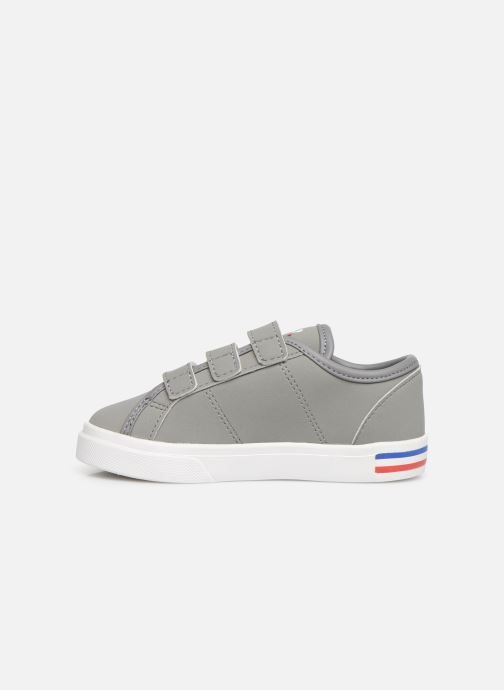 Sneakers Le Coq Sportif Verdon Inf Grijs voorkant