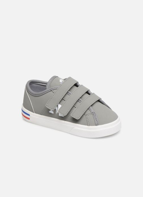Sneakers Le Coq Sportif Verdon Inf Grijs detail