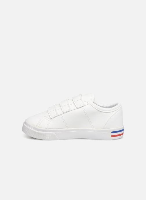 Sneakers Le Coq Sportif Verdon Inf Bianco immagine frontale