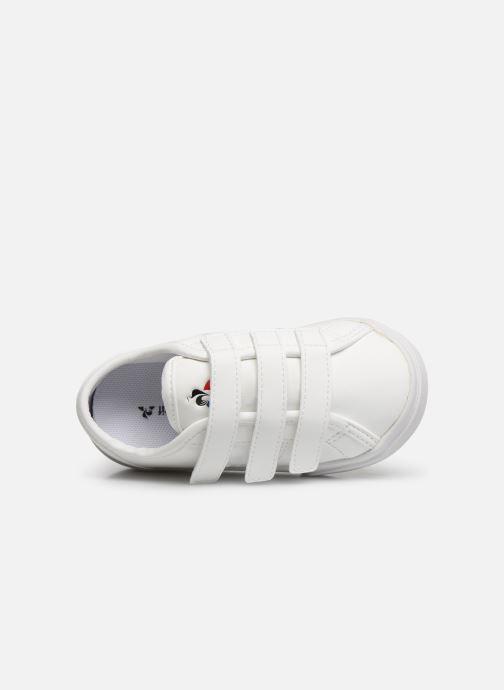 Sneakers Le Coq Sportif Verdon Inf Bianco immagine sinistra