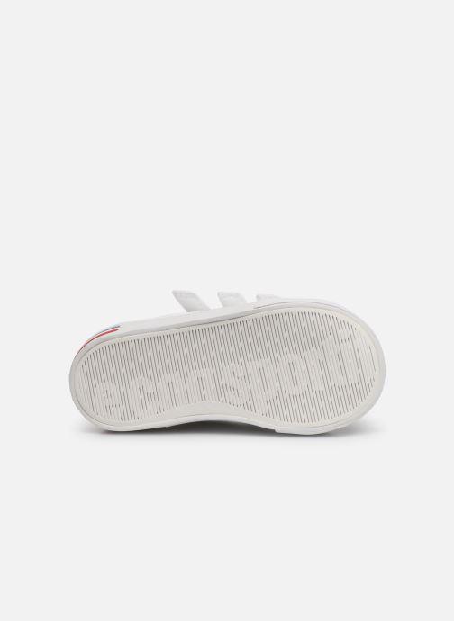 Sneakers Le Coq Sportif Verdon Inf Bianco immagine dall'alto