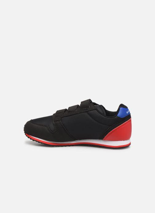 Sneakers Le Coq Sportif Jazy Ps Sport Zwart voorkant