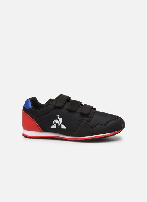 Sneakers Le Coq Sportif Jazy Ps Sport Zwart achterkant