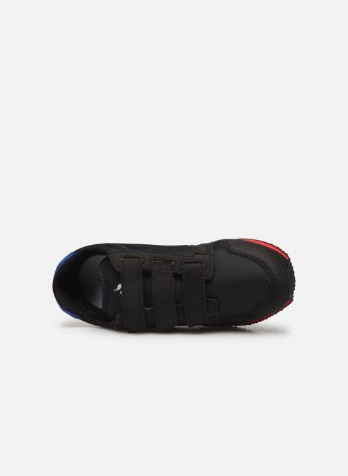 Sneakers Le Coq Sportif Jazy Ps Sport Zwart links