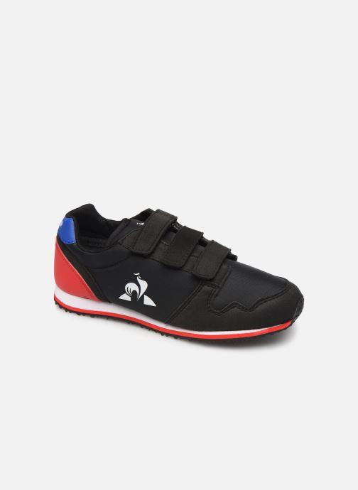 Sneakers Le Coq Sportif Jazy Ps Sport Zwart detail