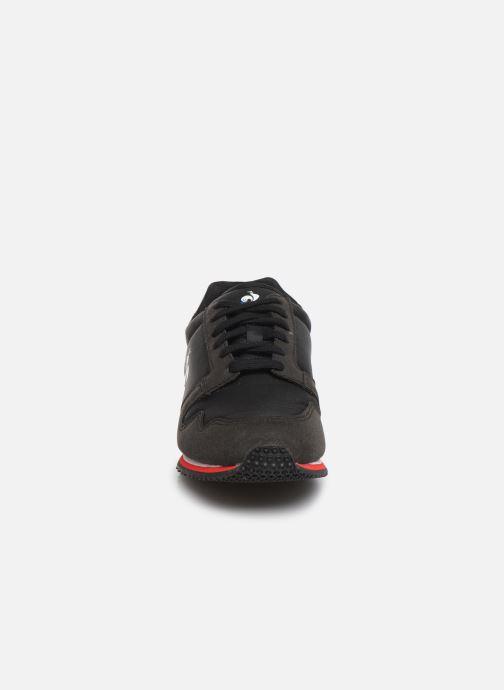 Sneaker Le Coq Sportif Jazy GS Sport schwarz schuhe getragen