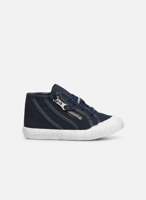 Sneakers Le Coq Sportif Nationale Mid Inf Fur Blauw achterkant