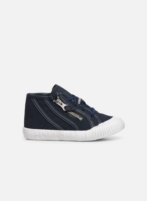 Sneakers Le Coq Sportif Nationale Mid Inf Fur Azzurro immagine posteriore
