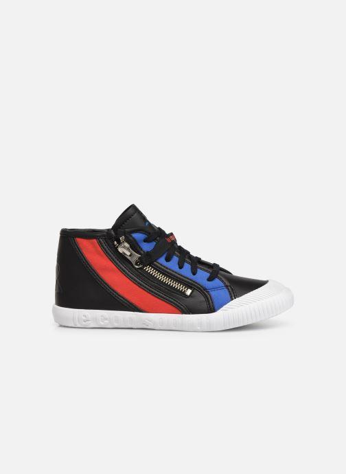 Sneaker Le Coq Sportif Nationale Mid GS schwarz ansicht von hinten