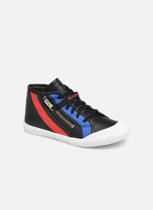 Sneaker Le Coq Sportif Nationale Mid GS schwarz detaillierte ansicht/modell