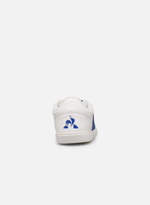 Sneakers Le Coq Sportif Courtstar Inf Strap Wit rechts