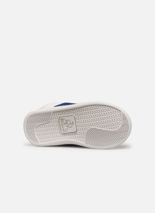 Sneakers Le Coq Sportif Courtstar Inf Strap Wit boven