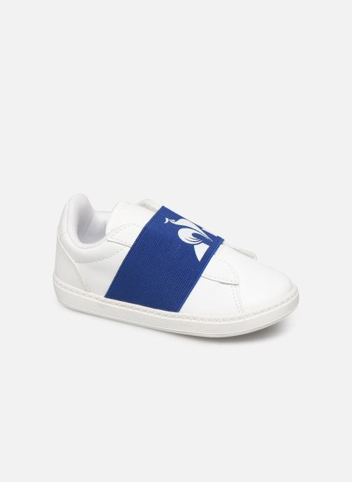 Sneakers Le Coq Sportif Courtstar Inf Strap Wit detail