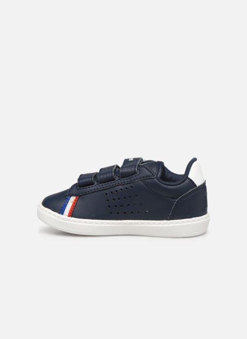 Sneakers Le Coq Sportif Courtstar Inf Sport BBR Blauw voorkant