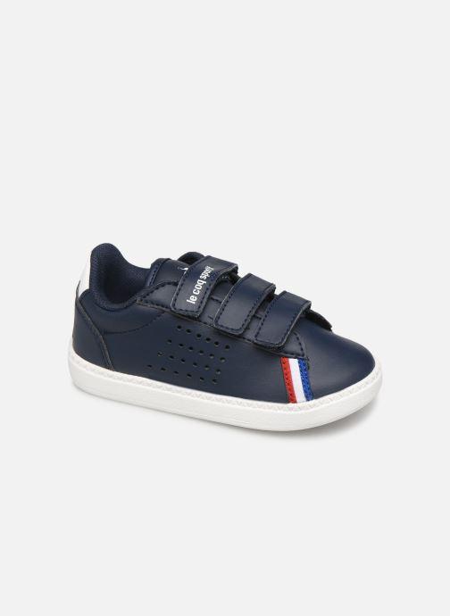Sneakers Le Coq Sportif Courtstar Inf Sport BBR Blauw detail
