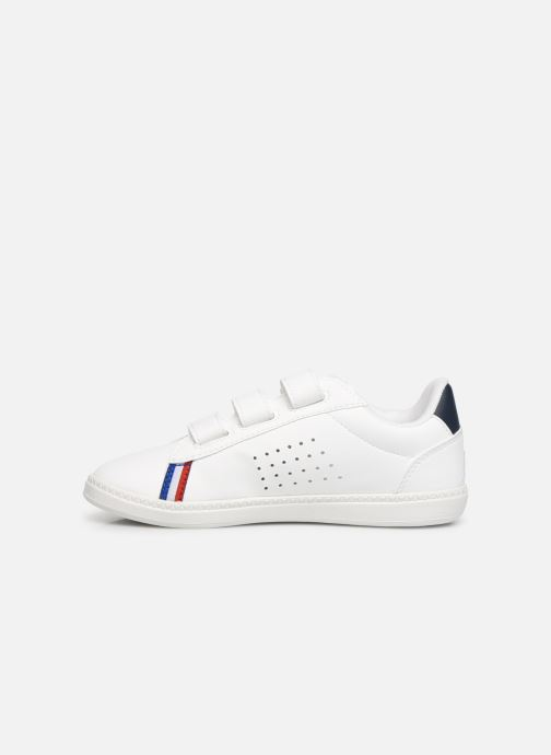 Baskets Le Coq Sportif Courtstar PS Sport BBR Blanc vue face