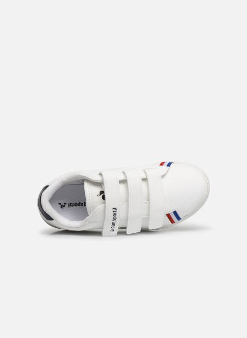 Sneakers Le Coq Sportif Courtstar PS Sport BBR Wit links