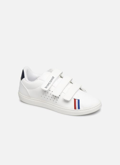 Sneakers Le Coq Sportif Courtstar PS Sport BBR Wit detail