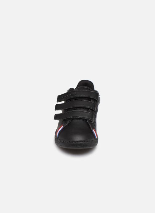 Sneakers Le Coq Sportif Courtstar PS Sport BBR Zwart model