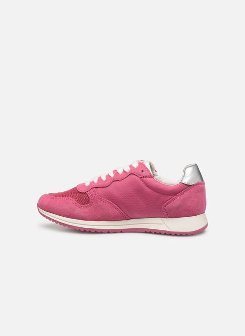 Sneakers Geox J Jensea G. J826FE Roze voorkant