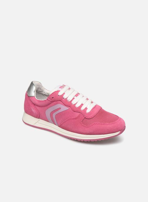 Sneakers Geox J Jensea G. J826FE Roze detail