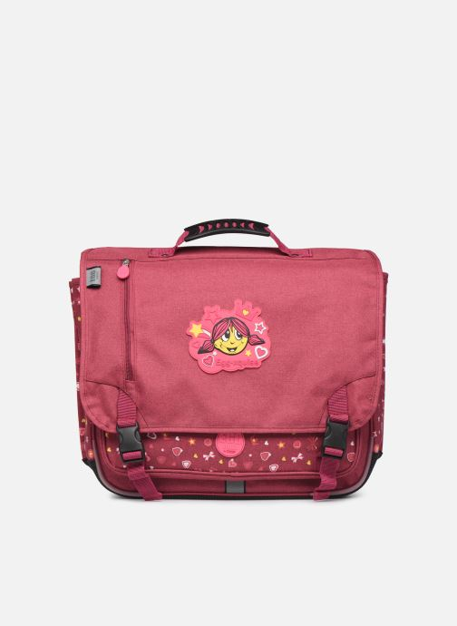 Schooltassen Eggmania by DDP CARTABLE 41CM Roze detail