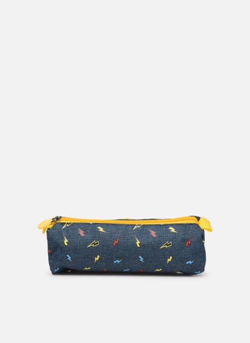 Scolaire Eggmania by DDP TROUSSE TRIANGLE Bleu vue face