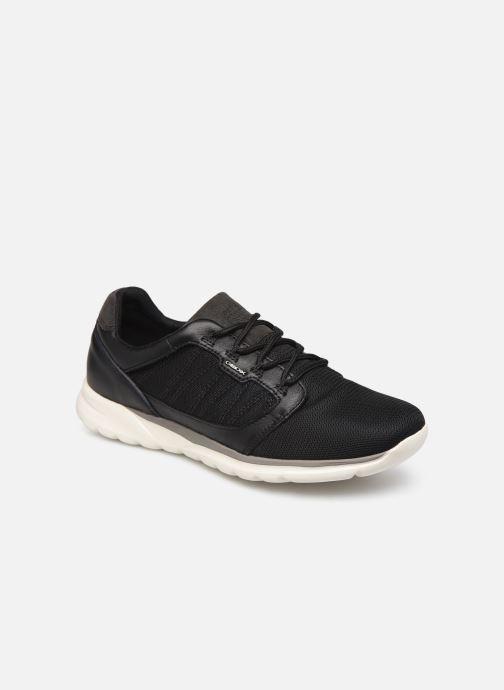 Sneaker Geox U Damian U720HA schwarz detaillierte ansicht/modell