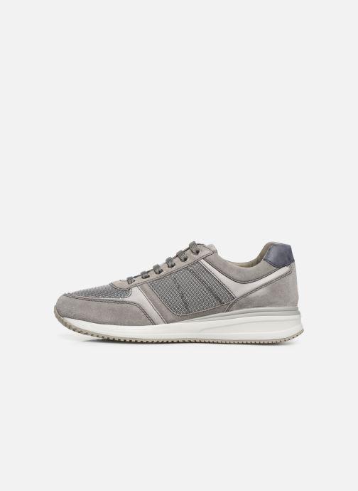 Sneakers Geox U Dennie U620GB Grijs voorkant