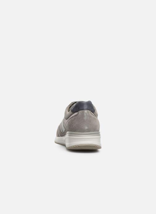 Sneakers Geox U Dennie U620GB Grijs rechts