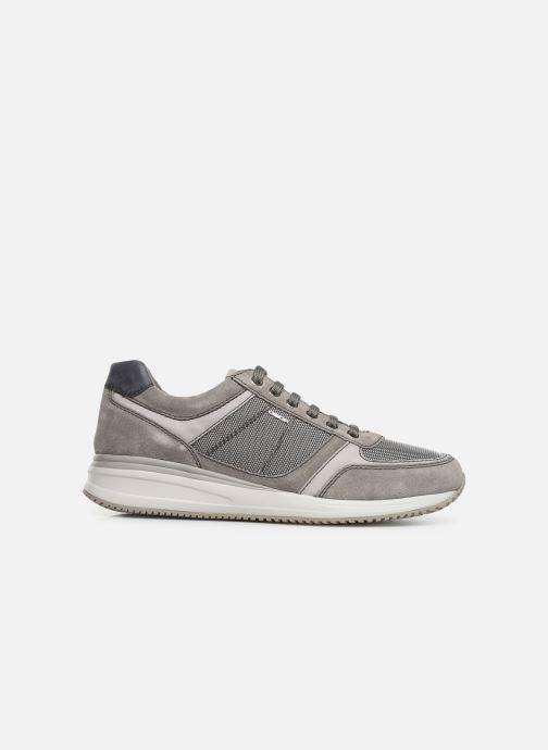Sneakers Geox U Dennie U620GB Grijs achterkant